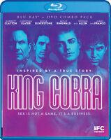 King Cobra (2016) (2017, Blu-ray New)