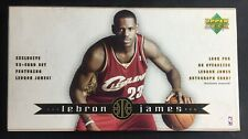 2003 Upper Deck Lebron James ROOKIE Box Set