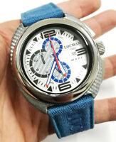 Locman Mare Orologio Uomo Cronografo in Titanio e Fibra di Carbonio Listino 850€