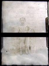 16 PLAQUES VERRE PHOTO NEGATIF circa. 1910-1920 EST DE LA FRANCE / ENFANTS BEBES