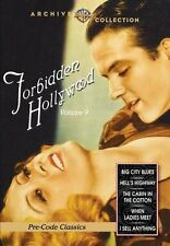 Forbidden Hollywood Collection, Vol. 9 DVD 5 Films on 4 Discs - Big City Blues