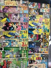 Transformers Comics Set Mid-Late 80s 28 Pieces More Than Meets The Eye, Movie