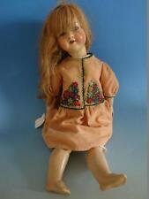 1115A1-257: Alte Armand Marseille Porzellankopf Puppe 390