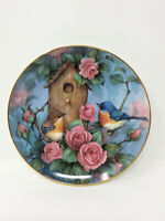"Royal Doulton ""Settling In"" by Carolyn Shores Wright Decorative Plate"