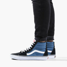 Men Women VANS Sk8 Hi Navy True White Vn000d5invy Original Skateboarding  SHO 8 4b4b58945