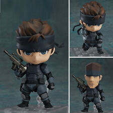 """Sneaking Suit Venom Snake"" Metal Gear Nendoroid 447 Action Figure New No Box"