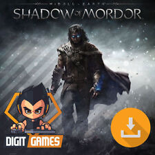 Middle Earth Shadow of Mordor GOTY - Steam / PC & Mac Game - New [NO CD/DVD]