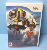 CID The Dummy Nintendo Wii BRAND NEW FACTORY SEALED