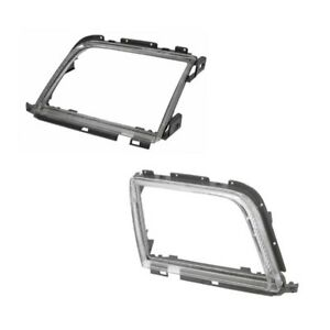 Left And Right Headlight Door Kit Top Quality Fits: Mercedes Benz R129 300SL