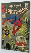 AMAZING SPIDER-MAN # 46 - Marvel 1st Appearance of the SHOCKER - In the Movies?