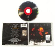 SOUNDGARDEN - SUPERUNKNOWN - 1994 - CD usato in ottime condizioni