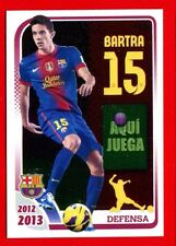 FC BARCELONA 2012-2013 Panini - Figurina-Sticker n. 76 - BARTRA -New