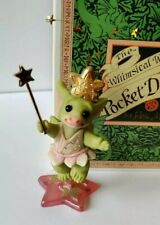 """""""And You Get Three Wishes"""" Whimsical World Pocket Dragons Real Musgrave Box"""