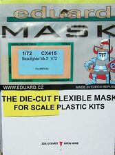 Eduard 1/72 CX415 Canopy Mask for the New Airfix Beaufighter Mk X kits