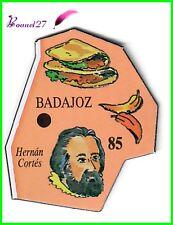 Magnet Le Gaulois Ville du monde Espagne BADAJOZ Herman Cortés 85