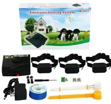 3 Dog Boundary fence Waterproof Compatable with Petsafe wire - 1 System - 3 dogs