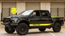 4X Color Vinyl Graphic Racing Decal Kit Sticker for Ford Raptor F-150