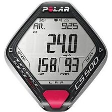 Polar CS500 Cycling Computer and Heart Rate Monitor