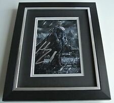 Henry Cavill SIGNED 10X8 FRAMED Photo Autograph Display Superman Film & COA