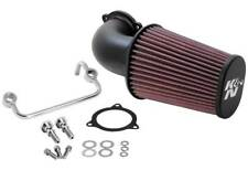 K&N 63 AIRCHARGER AIR INTAKE SYSTEM FOR H/D TOURING MODELS; 08-10
