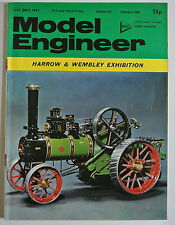 The Model Engineer Magazine. Vol. 137. No. 3420. 2-15 July, 1971.