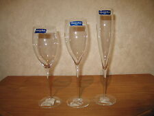 VILLEROY & BOCH *NEW* LINOVA UNI Set 3 Verres Glasses