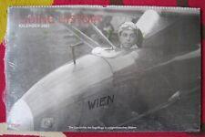 █ GLIDING HISTORY Kalender 2001 Calendrier Aviation Geschichte des Segelflugs █