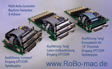 8-Achsen Roboter CNC-Fräse Steuerung Router Bahnsteuerung Teach-In  NEU