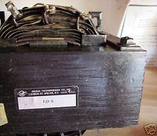 Signal 120V 6A Transformer EXCELLENT!!