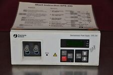 Amersham Pharmacia Biotech EPS200 EPS-200 Electrophoresis Power Supply