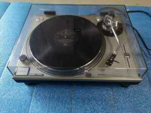 Technics SL-1200MK2 Turntable #0018 in Excellent Condition