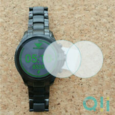 Tempered Glass Screen Protector For Emporio Armani Connected Smartwatch ( 2pcs )