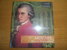 MOZART CLASSIC COMPOSERS CD BRAND NEW AND SEALED