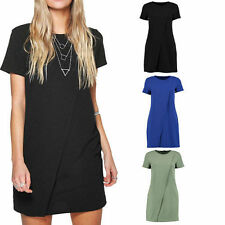 Polyester Shift Casual Dresses for Women