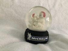 Michelin Man Musical Snow Globe Christmas Limited Edition