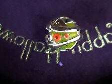 Genuine, CHAMILIA 925  Silver Halloween FUNNY MUMMY Charm RRP £40
