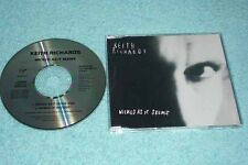 Keith Richards Maxi-CD Wicked As It Seems - 2-track CD - The Rolling Stones solo