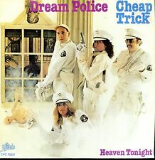 7inch CHEAP TRICK dream police HOLLAND EX+  +PS 1979