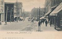 JAMESTOWN NY – South Main Street – udb (pre 1908)