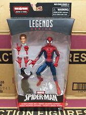 Sipder-Man Peter Parker Marvel Legends Venom Baf Series Action Figure