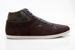 Boxfresh SWAPP FUR CM WXD SDE Herren Sneaker E-12742 dunkelbraun-camouflage