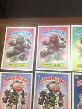 Topps 4th Series Garbage Pail Kids Card Set  #125-166 A&B Excellent Condition