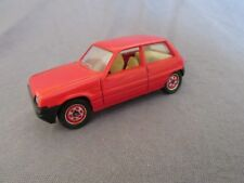521F Solido Réf 1357 Renault Super 5 Rouge 1:43
