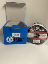 Teadit SL24B.25.38 Expanded PTFE Gasket Roll Brand New.