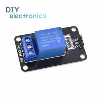 NEW10pcs 5V One 1 Channel Relay Module Board Shield For PIC AVR ARM MCU Arduino