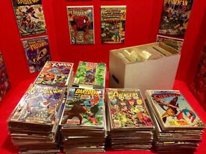 HUGE SUPER-PREMIUM MYSTERY COMIC BOOK LOT OF 20! GOLD,SILVER,BRONZE!15 DC/MARVEL