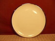 "Wedgwood China Plato Platinum Pattern Salad Plate 9 1/2"" New"