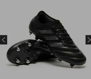 Adidas Copa 20.1 SG football boots, Core Black / Night Metallic UK 8