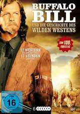 12 Western Classics BUFFALO BILL UND DIE STORY OF THE WILDEN WEST DVD Box
