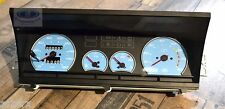 Lada Samara 2109 21083 21083-3801010  Instrument Cluster Tuning Sport BLUE